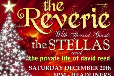 The Reverie/The Stellas and The Private Life of David Reed