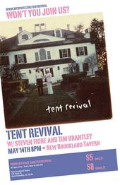 Seven Questions with Tent Revival