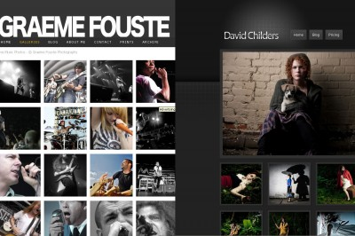 Two New Photography Websites