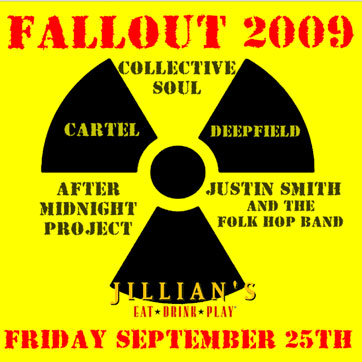 Fall Out is Back