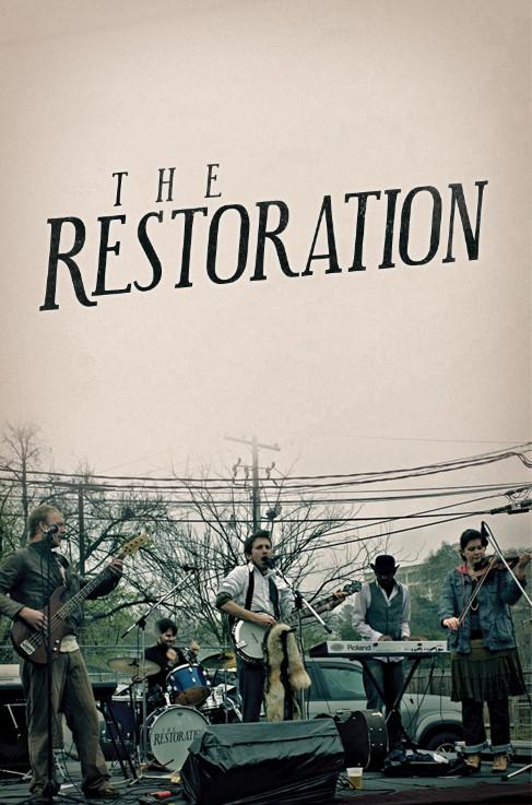 The Restoration Release Free Album Sampler