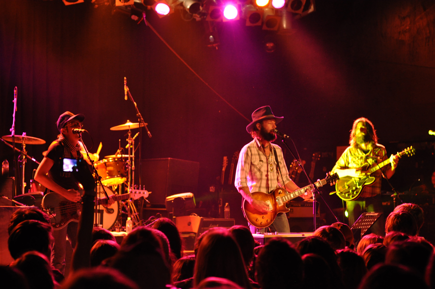 Band of Horses Bring SC Bands Along