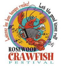 Rosewood Crawfish Festival Line Up
