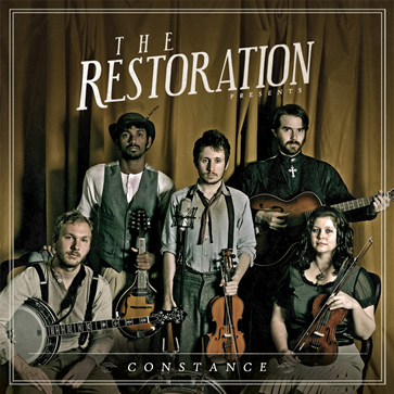 Exclusive Track:The Restoration Album Release