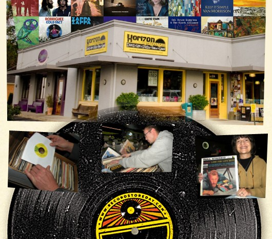 Horizon Records: Our Favorite Record Store in the State