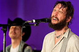 Band of Horses Rock New York's Grand Central Terminal