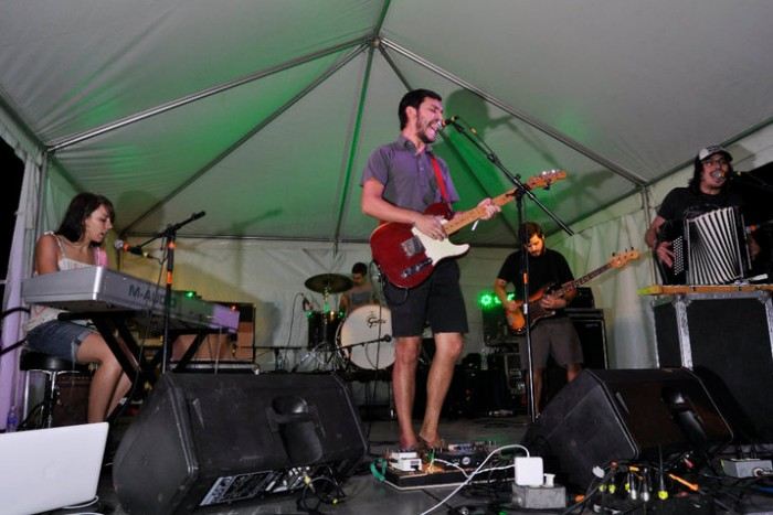 Videos and Pictures from Homemade Genius Festival