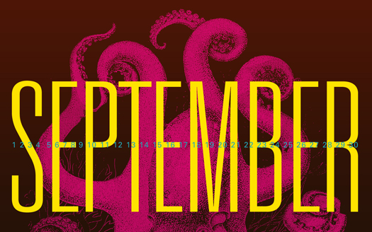 Mark Your Calendars! &#8211; September