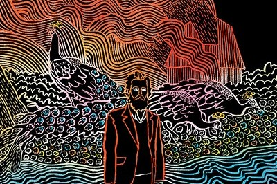Album Review: Iron & Wine- Kiss Each Other Clean