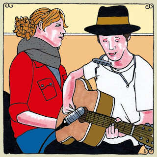 Shovels and Rope Announce Tour,Do Daytrotter