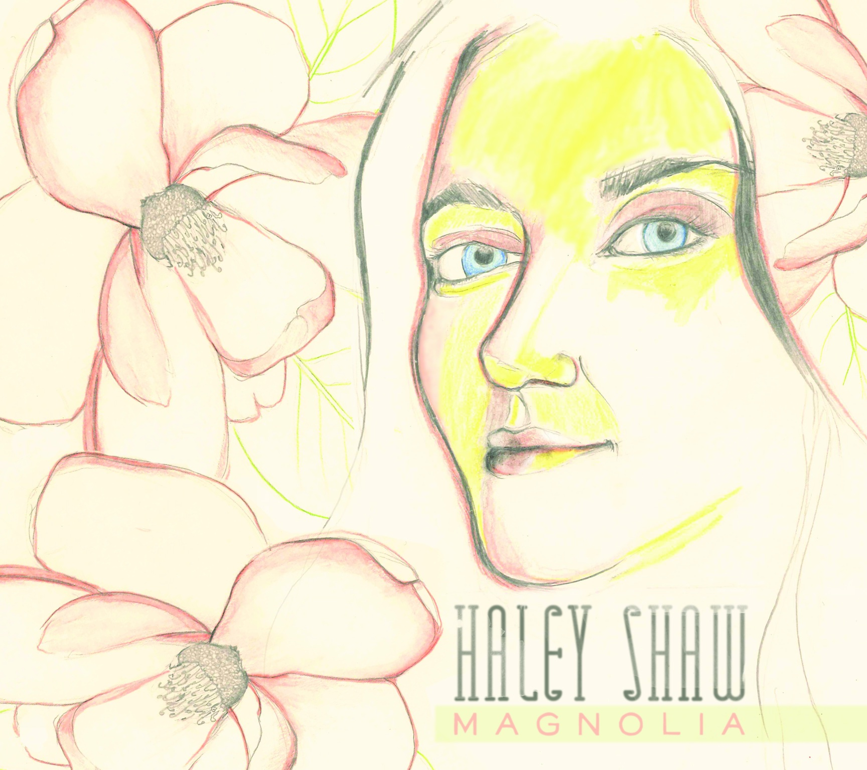 New Haley Shaw EP-Magnolia