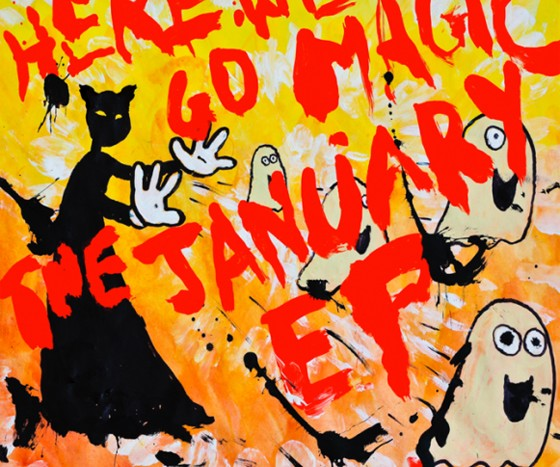 Album Review: Here We Go Magic - The January EP