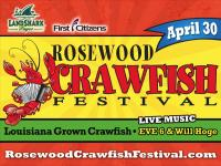 Preview: Rosewood Crawfish Festival