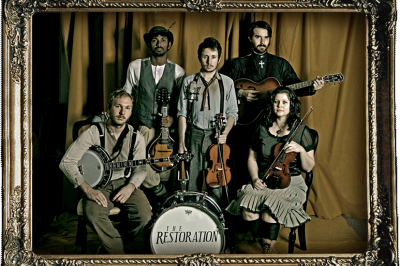 Concert Preview: The Restoration at New Brookland Tavern