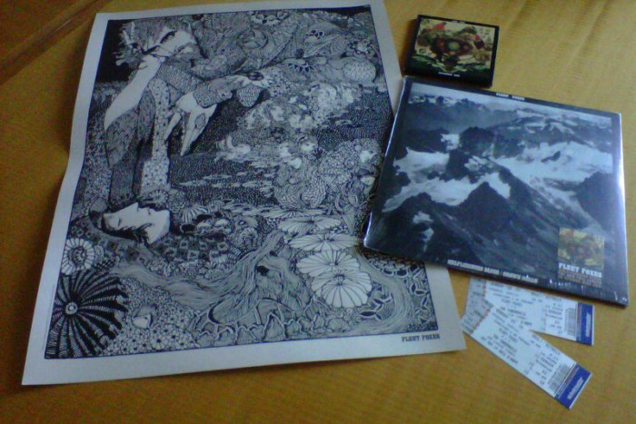 Fleet Foxes Prize Pack and Video