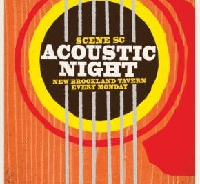 Acoustic Night Themes for September/October