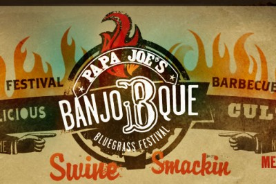 Banjos, BBQ and The Ruckus