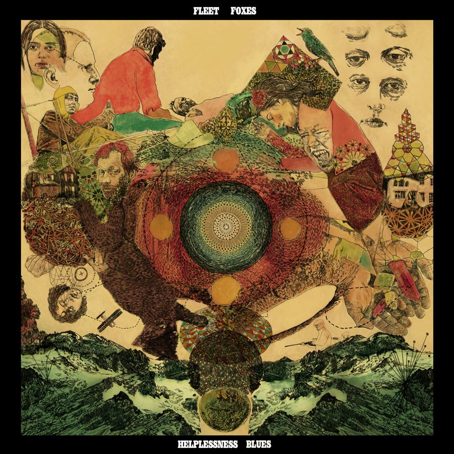 Album Review: Fleet Foxes-Helplessness Blues