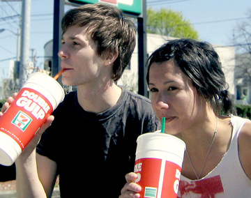 Show Preview: Matt & Kim at Cat's Cradle