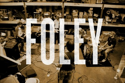 Interview: Foley (The House June 30)