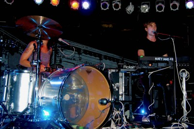Show Journal: Matt & Kim in Carrboro, NC