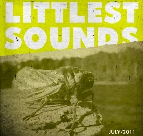 Free Music: Littlest Sounds July Download