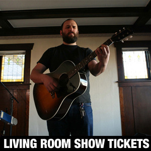 David Bazan Ticket Giveaway/Simpsonville Sept. 21