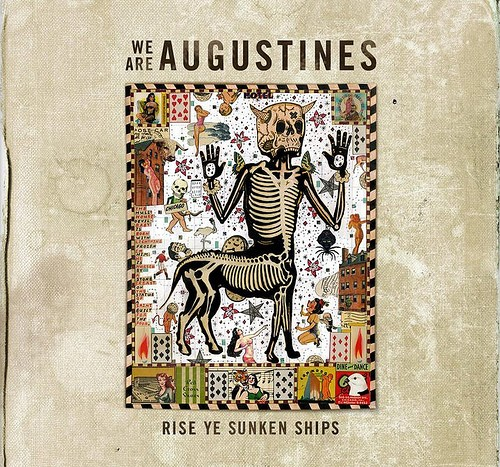 We are Augustines: Blue Collar Rock