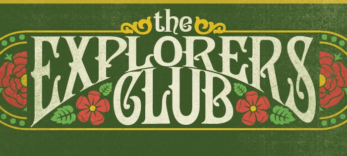 The Explorers Club Announce Sophomore Release