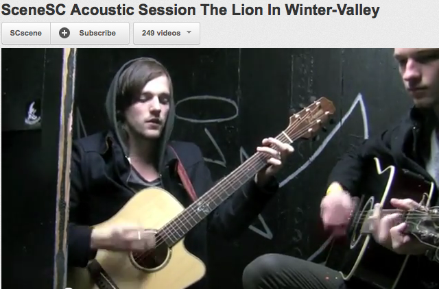The Lion In Winter Acoustic Session