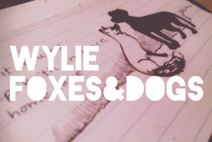 Song Premiere: Wylie-Foxes and Dogs