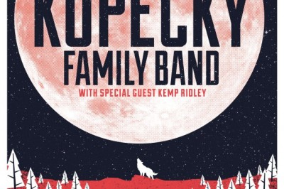 Win Free Tickets and a Signed Poster From Kopecky Family Band