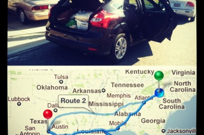 Day 1: On The Road to SXSW