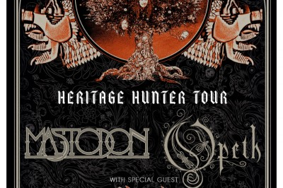 Mastodon Ticket Giveaway-May 11 House of Blues