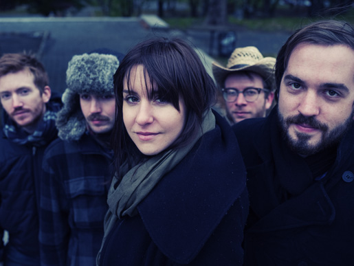 Laura Stevenson and The Cans to Appear in The Courtroom