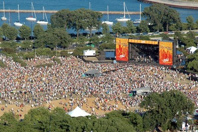 Summer Festival Preview - Lollapalooza Announces Lineup