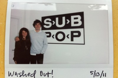 Enter To Win Washed Out Tickets at The Music Farm
