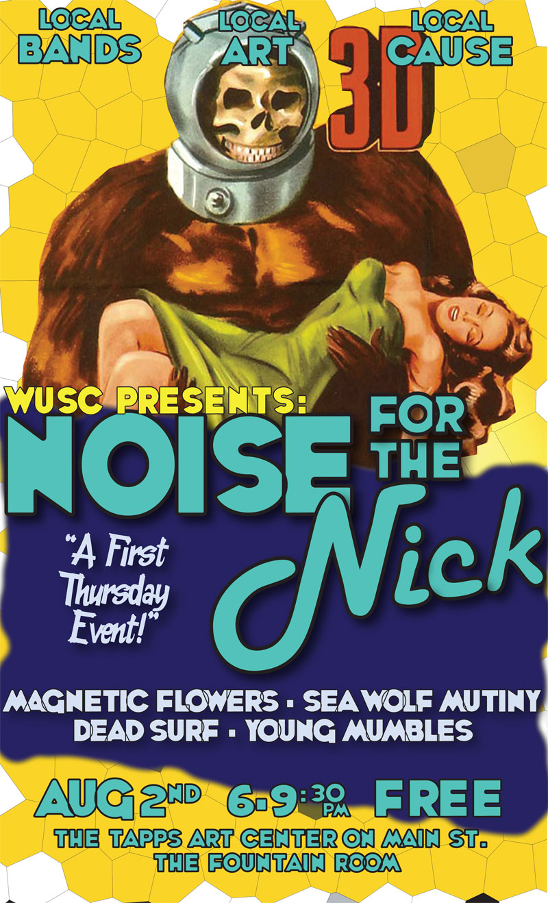 Let&#8217;s Make Some Noise for the Nick