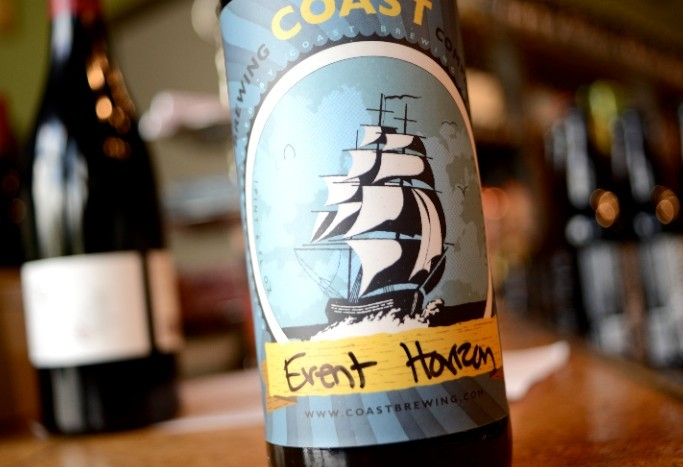 Beer Review: Coast's Event Horizon Cascadian Dark Ale