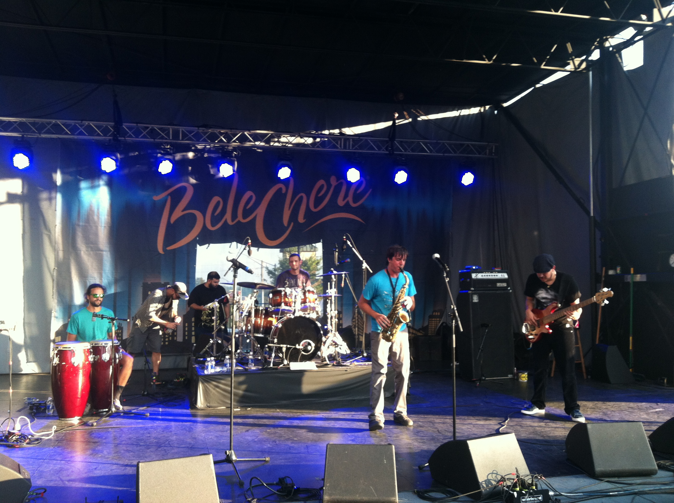 [Show Journal] Bele Chere Music and Arts Festival
