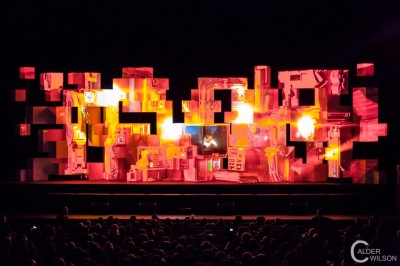 Show Preview: Amon Tobin at Clemson 9/19