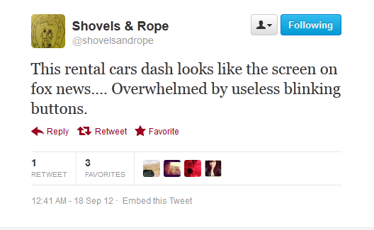 [Twitter Thursday] @UnfoRETTAble @ShovelsandRope