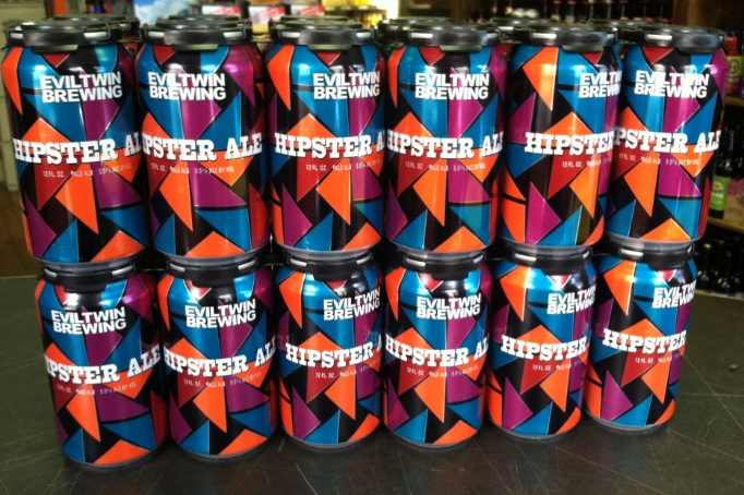 Beer Buzz: Evil Twin Hipster Ale