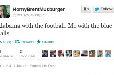 #TwitterThursday with @JusNice and @HornyMusburger
