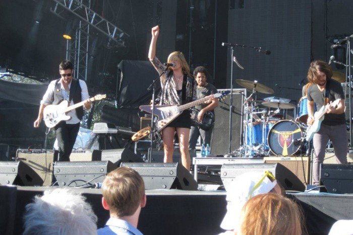[Show Preview] Grace Potter and The Nocturnals at Music Farm
