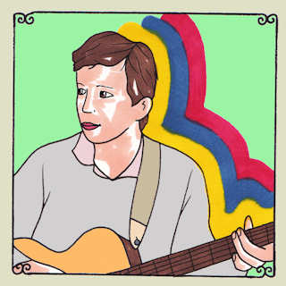 Tour Journal: Brave Baby Visits Daytrotter