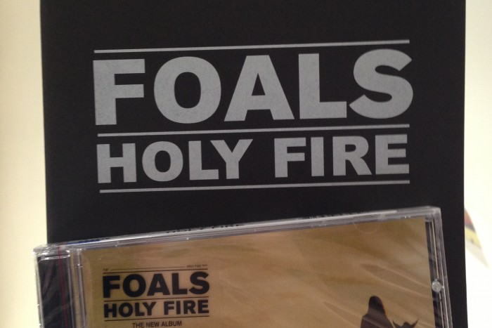 ETW: Foals New Album 'Holy Fire' and Journal