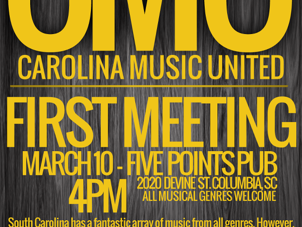 Carolina Music United and The State of the SC Music Community
