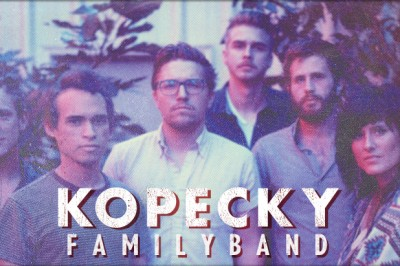 Kopecky Family Band Return to 5 Points Pub