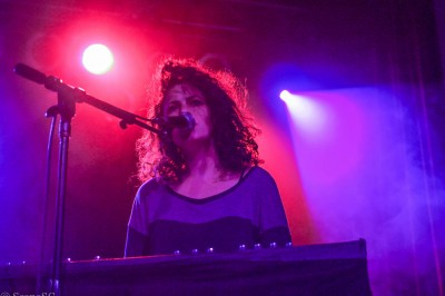 [Photos] Local Natives and Superhumanoids at The Orange Peel in Asheville